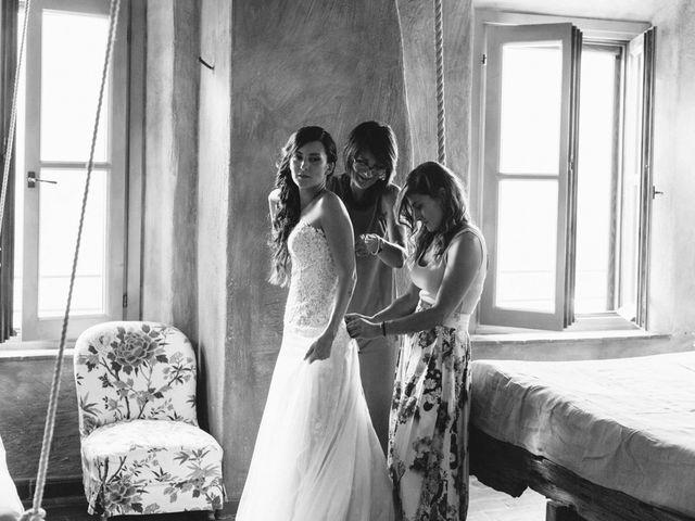 Il matrimonio di Massimo e Barbara a La Valletta Brianza, Lecco 54