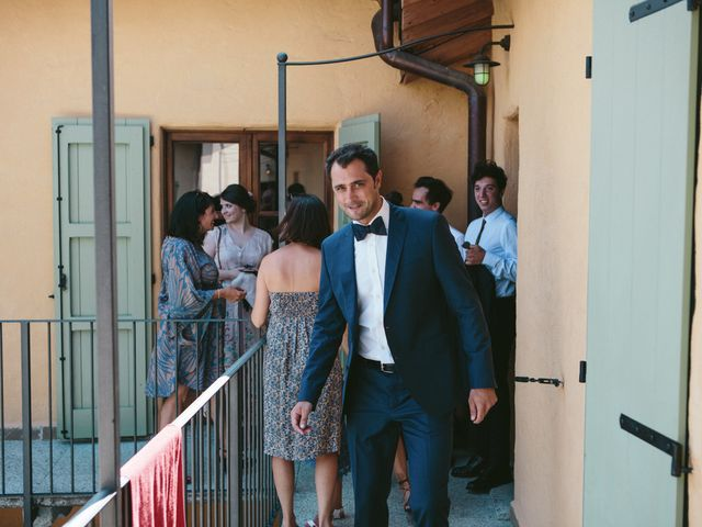 Il matrimonio di Massimo e Barbara a La Valletta Brianza, Lecco 55