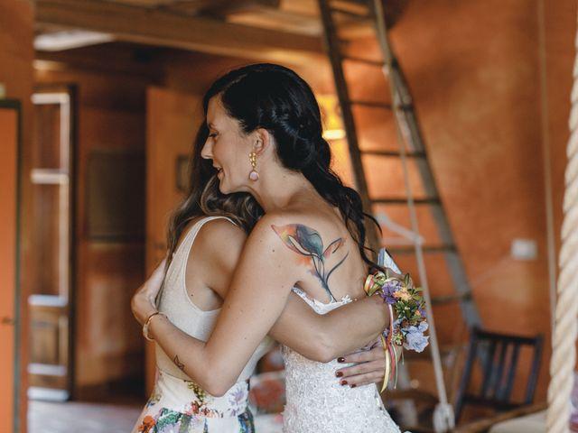 Il matrimonio di Massimo e Barbara a La Valletta Brianza, Lecco 63