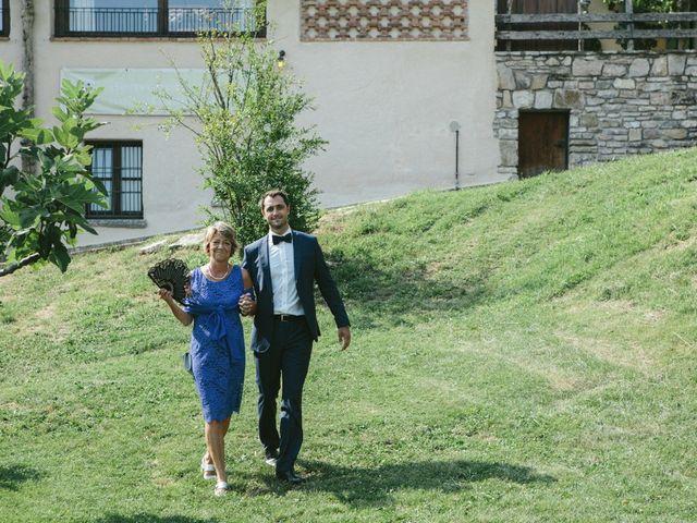 Il matrimonio di Massimo e Barbara a La Valletta Brianza, Lecco 70