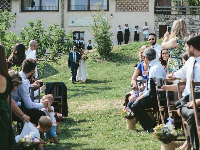 Il matrimonio di Massimo e Barbara a La Valletta Brianza, Lecco 77