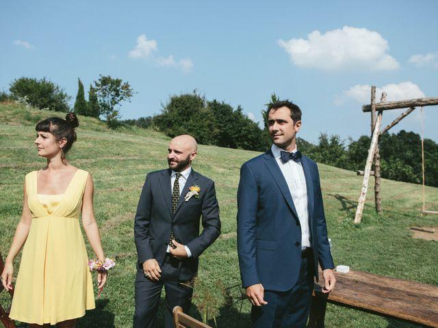 Il matrimonio di Massimo e Barbara a La Valletta Brianza, Lecco 79