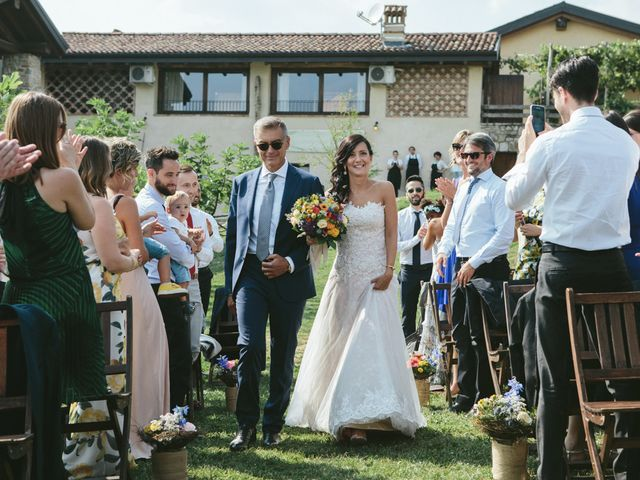 Il matrimonio di Massimo e Barbara a La Valletta Brianza, Lecco 81