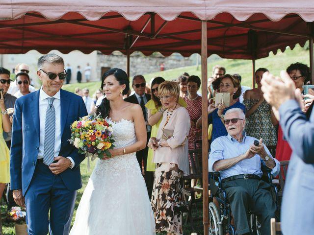 Il matrimonio di Massimo e Barbara a La Valletta Brianza, Lecco 84