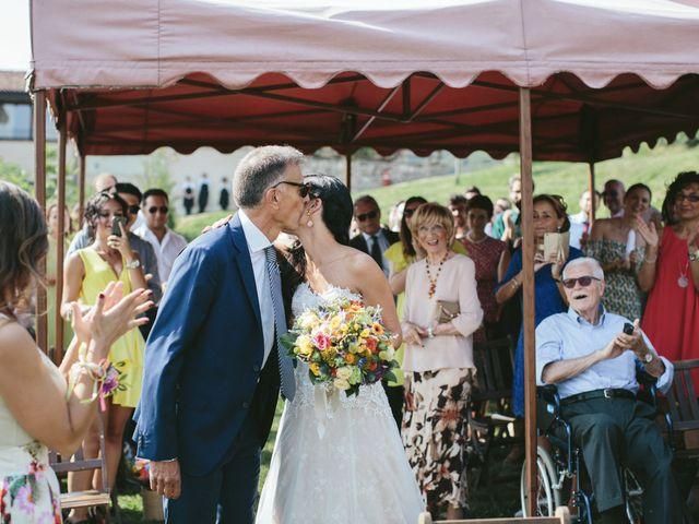 Il matrimonio di Massimo e Barbara a La Valletta Brianza, Lecco 85