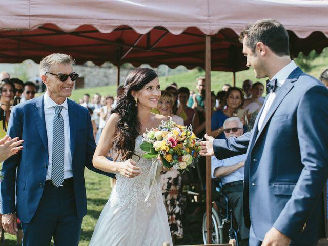 Il matrimonio di Massimo e Barbara a La Valletta Brianza, Lecco 86