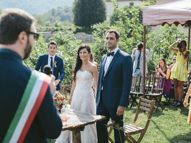 Il matrimonio di Massimo e Barbara a La Valletta Brianza, Lecco 88