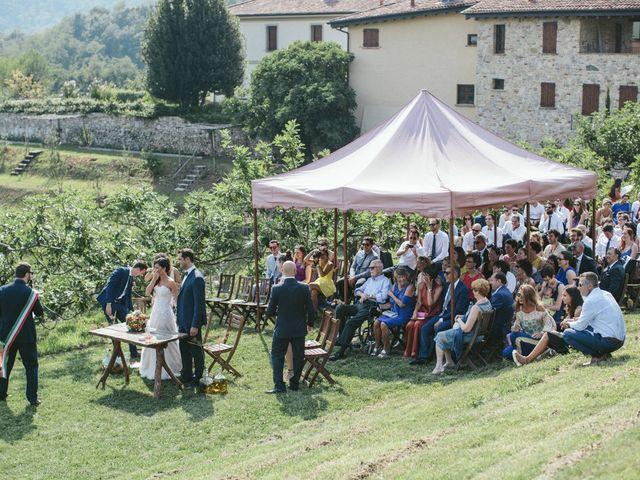 Il matrimonio di Massimo e Barbara a La Valletta Brianza, Lecco 89
