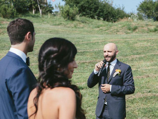Il matrimonio di Massimo e Barbara a La Valletta Brianza, Lecco 90