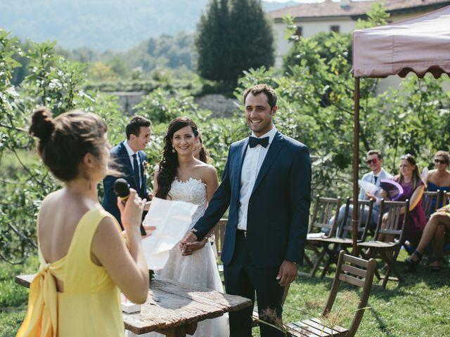 Il matrimonio di Massimo e Barbara a La Valletta Brianza, Lecco 1