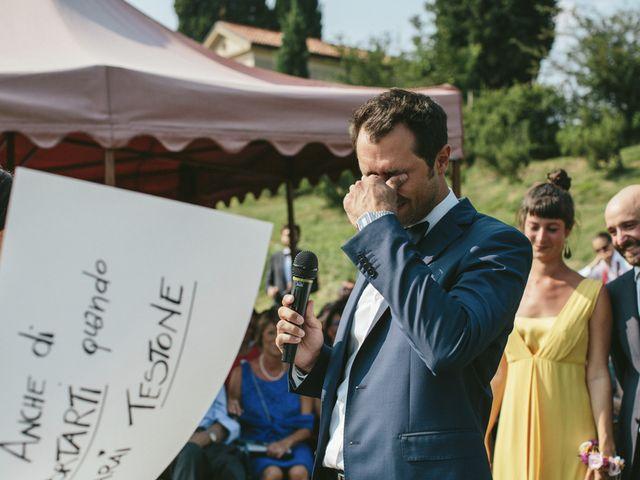 Il matrimonio di Massimo e Barbara a La Valletta Brianza, Lecco 101