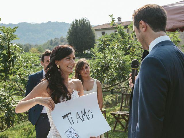 Il matrimonio di Massimo e Barbara a La Valletta Brianza, Lecco 104