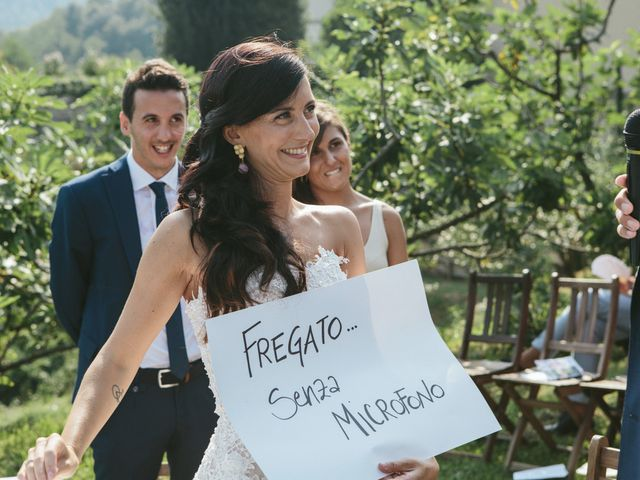 Il matrimonio di Massimo e Barbara a La Valletta Brianza, Lecco 106