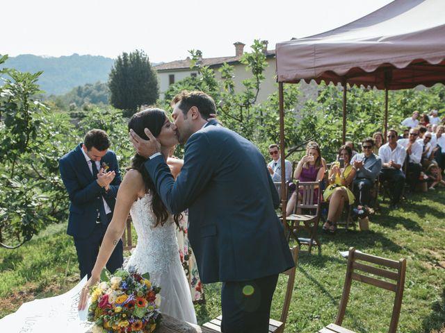 Il matrimonio di Massimo e Barbara a La Valletta Brianza, Lecco 107