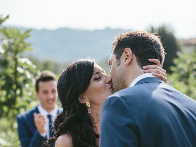 Il matrimonio di Massimo e Barbara a La Valletta Brianza, Lecco 109