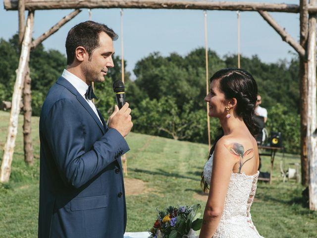 Il matrimonio di Massimo e Barbara a La Valletta Brianza, Lecco 110