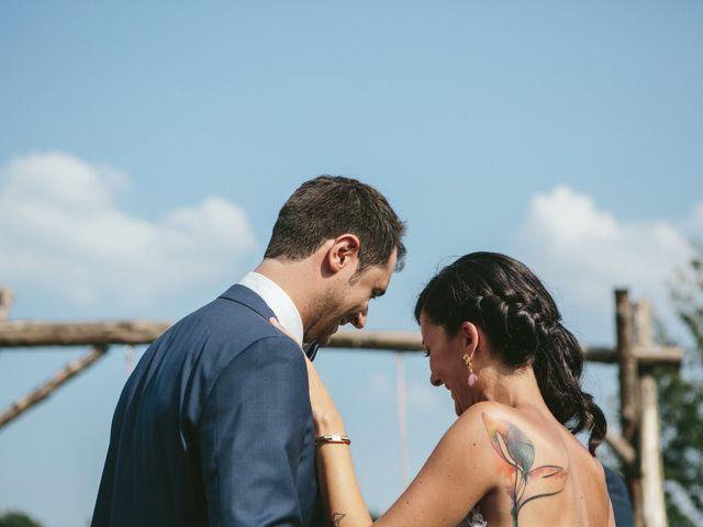 Il matrimonio di Massimo e Barbara a La Valletta Brianza, Lecco 111