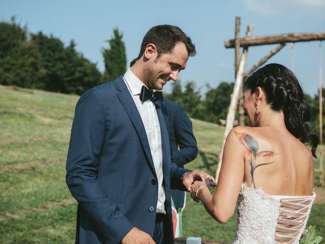 Il matrimonio di Massimo e Barbara a La Valletta Brianza, Lecco 114