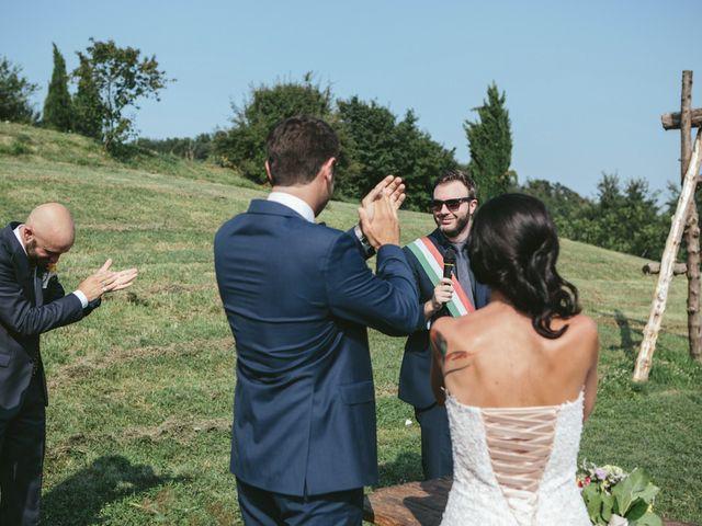 Il matrimonio di Massimo e Barbara a La Valletta Brianza, Lecco 115