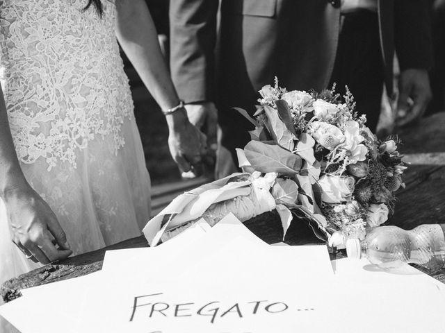 Il matrimonio di Massimo e Barbara a La Valletta Brianza, Lecco 117