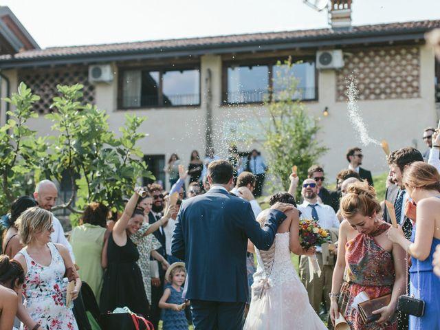Il matrimonio di Massimo e Barbara a La Valletta Brianza, Lecco 121