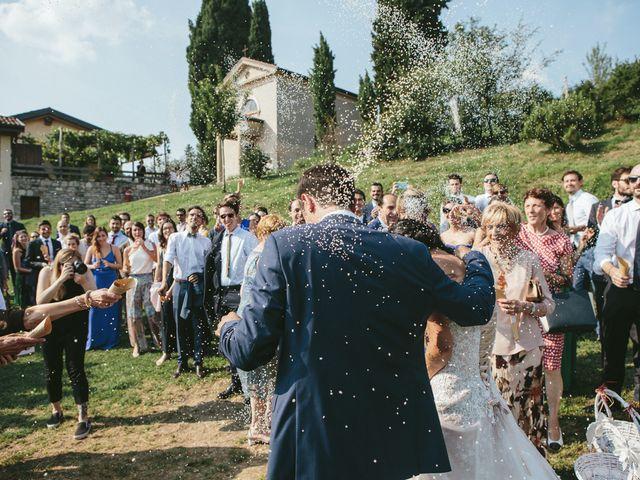 Il matrimonio di Massimo e Barbara a La Valletta Brianza, Lecco 122