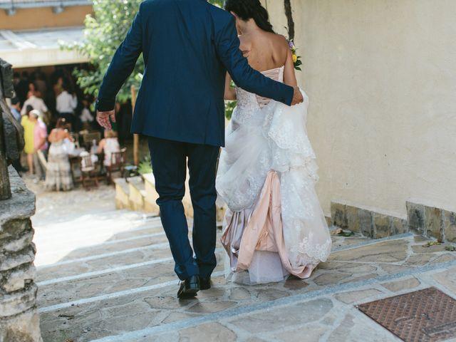 Il matrimonio di Massimo e Barbara a La Valletta Brianza, Lecco 125