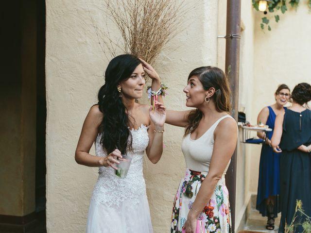 Il matrimonio di Massimo e Barbara a La Valletta Brianza, Lecco 131