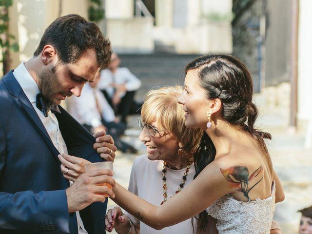 Il matrimonio di Massimo e Barbara a La Valletta Brianza, Lecco 134
