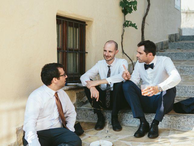 Il matrimonio di Massimo e Barbara a La Valletta Brianza, Lecco 135