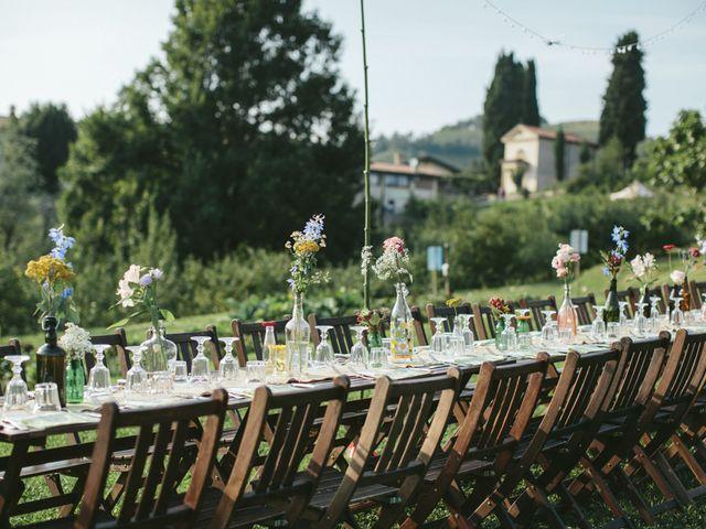 Il matrimonio di Massimo e Barbara a La Valletta Brianza, Lecco 141