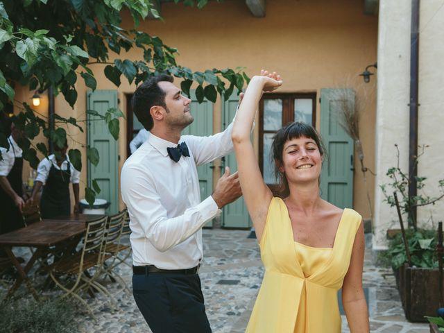 Il matrimonio di Massimo e Barbara a La Valletta Brianza, Lecco 152