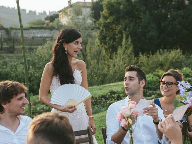 Il matrimonio di Massimo e Barbara a La Valletta Brianza, Lecco 161