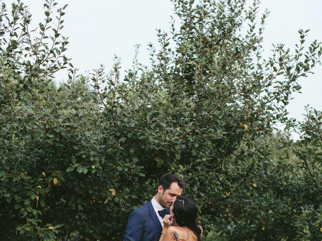 Il matrimonio di Massimo e Barbara a La Valletta Brianza, Lecco 163