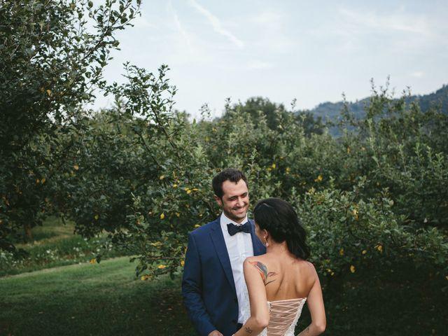 Il matrimonio di Massimo e Barbara a La Valletta Brianza, Lecco 166