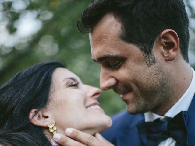 Il matrimonio di Massimo e Barbara a La Valletta Brianza, Lecco 173