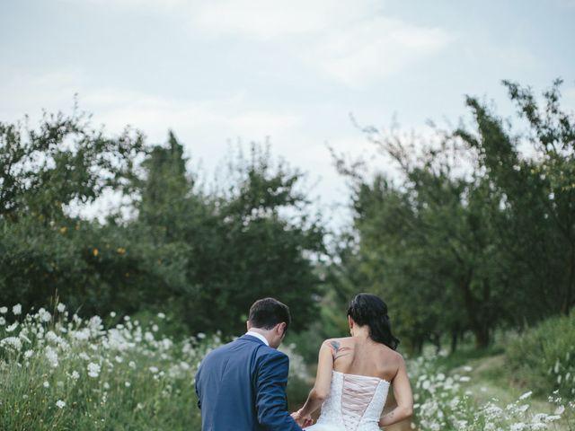 Il matrimonio di Massimo e Barbara a La Valletta Brianza, Lecco 174