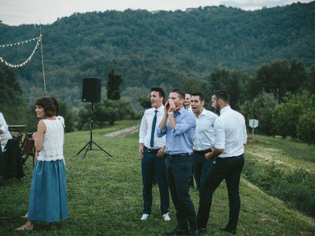 Il matrimonio di Massimo e Barbara a La Valletta Brianza, Lecco 181