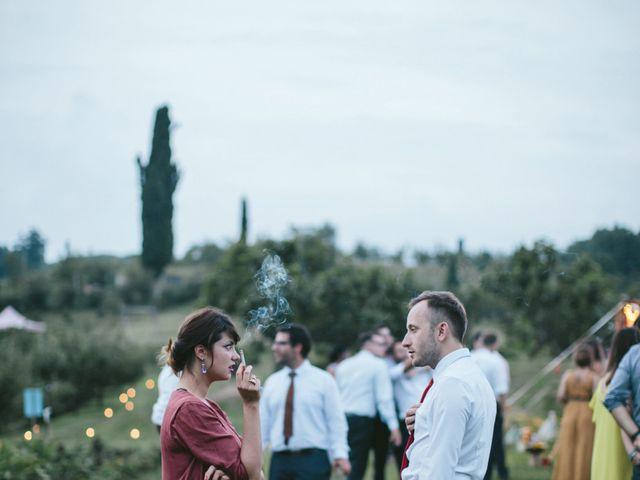 Il matrimonio di Massimo e Barbara a La Valletta Brianza, Lecco 185