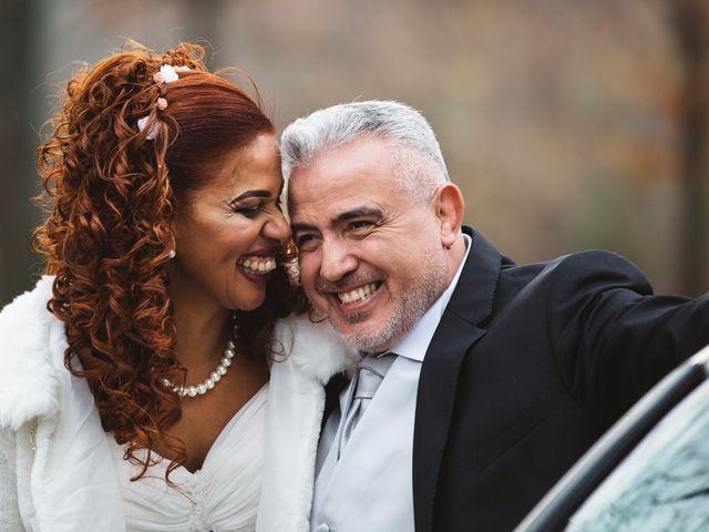 le nozze di Kenia e Gianni