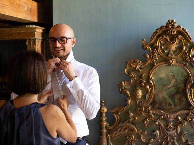 Il matrimonio di Amy e Alessandro a Vigevano, Pavia 5
