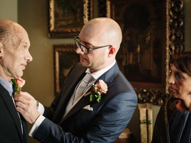 Il matrimonio di Amy e Alessandro a Vigevano, Pavia 21