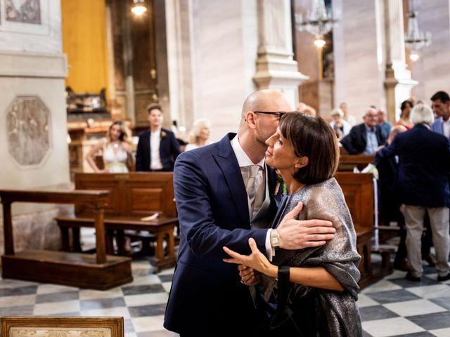 Il matrimonio di Amy e Alessandro a Vigevano, Pavia 70