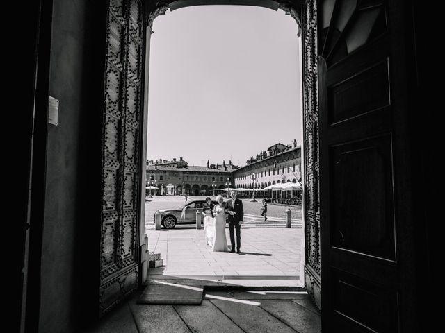 Il matrimonio di Amy e Alessandro a Vigevano, Pavia 76
