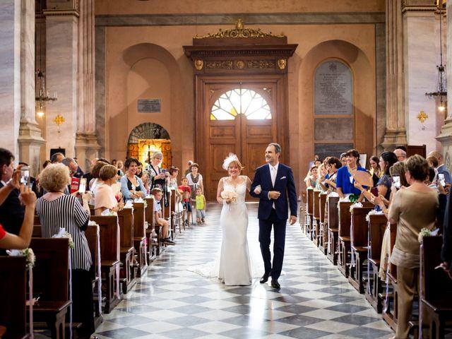 Il matrimonio di Amy e Alessandro a Vigevano, Pavia 78