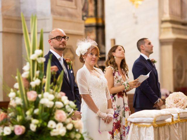 Il matrimonio di Amy e Alessandro a Vigevano, Pavia 86