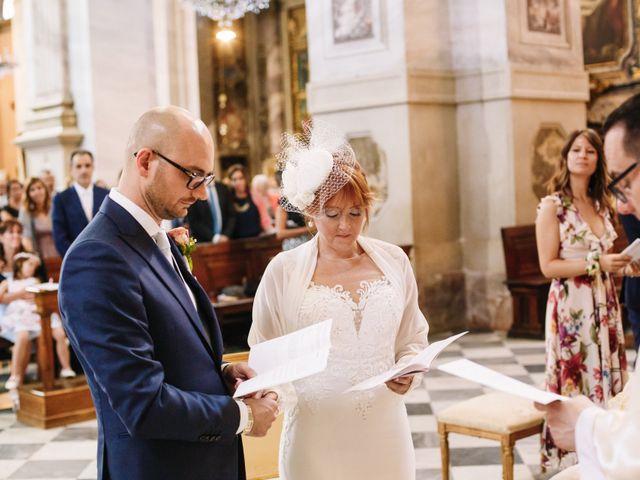 Il matrimonio di Amy e Alessandro a Vigevano, Pavia 87