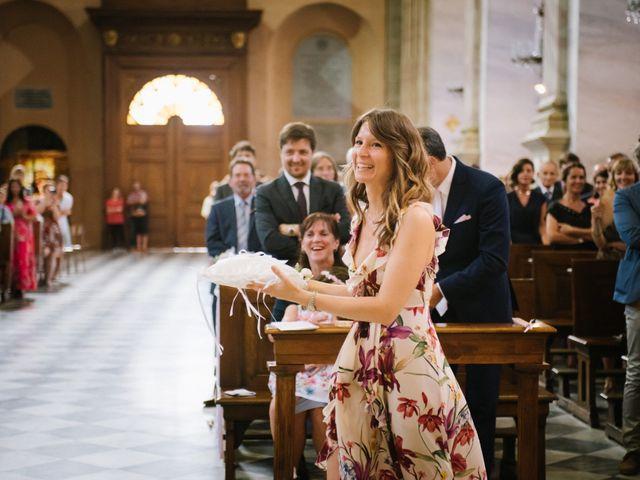 Il matrimonio di Amy e Alessandro a Vigevano, Pavia 89