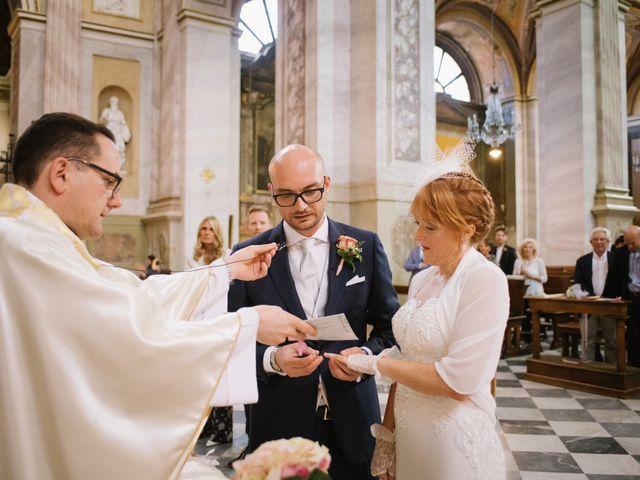 Il matrimonio di Amy e Alessandro a Vigevano, Pavia 90