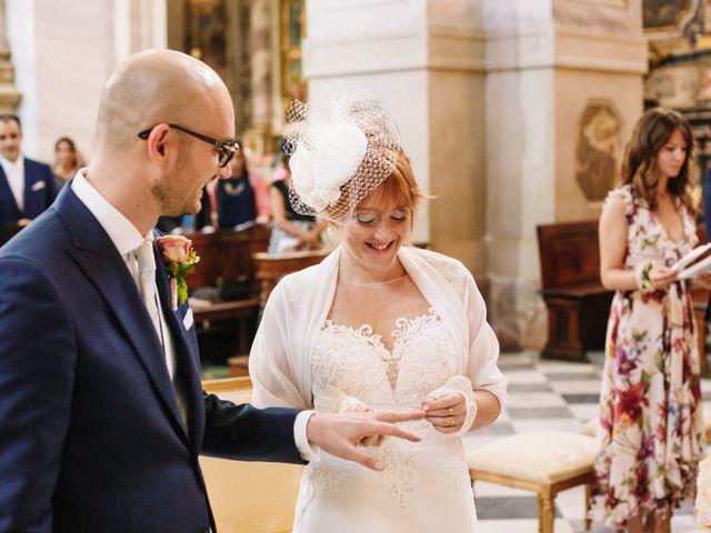 Il matrimonio di Amy e Alessandro a Vigevano, Pavia 92